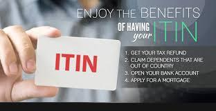 ITIN Application Processing Services In United States
