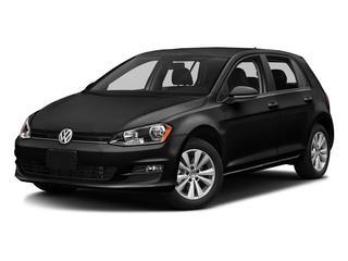 Volkswagen Golf TSI SEL 4-Door 2017