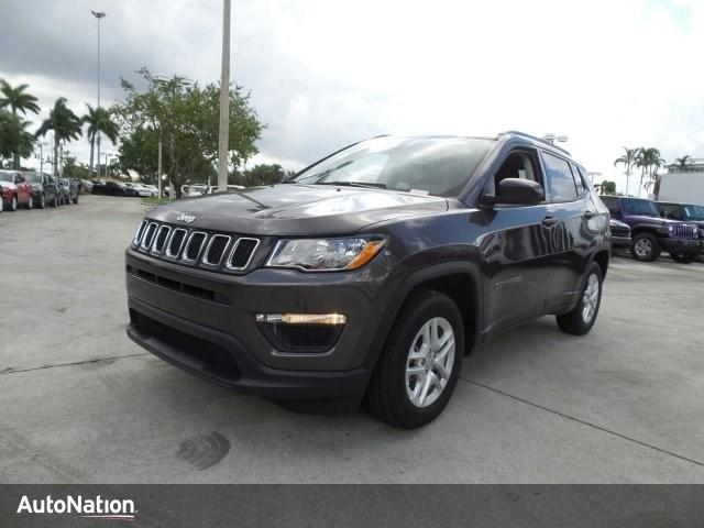 Jeep Compass SPORT FWD 2018