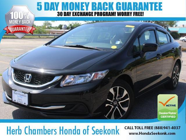 Honda Civic Sedan 1.8 EX 2014