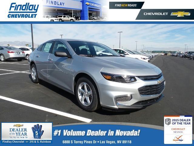 Chevrolet Malibu 4DR SDN LS W/1LS 2017
