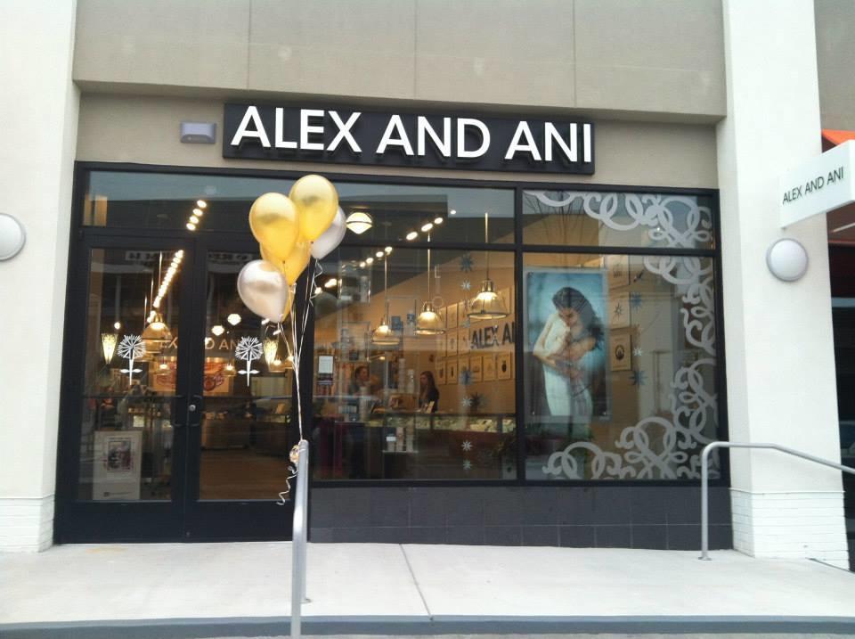 ALEX AND ANI Charlottesville