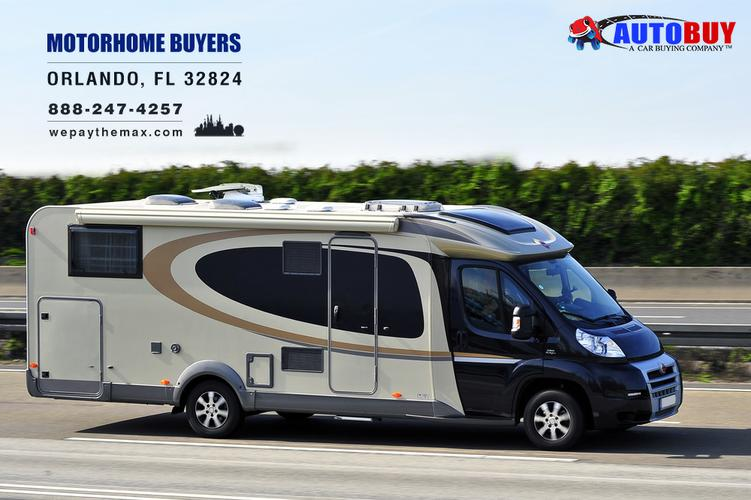 sell your Used Motorhome In Orlando - Autobuy