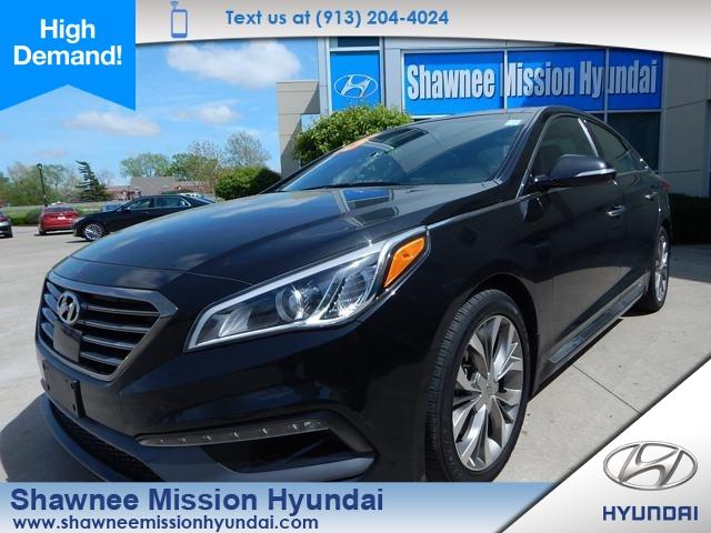 Hyundai Sonata 2.0T Limited 2015