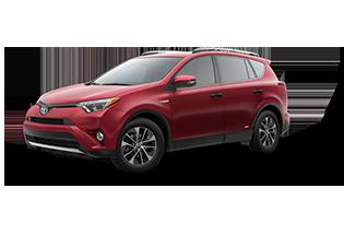 Toyota RAV4 XLE Hybrid 2018