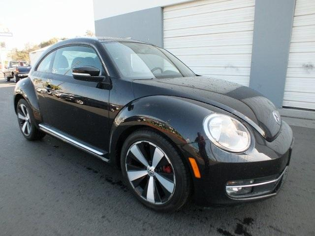 Volkswagen Beetle 2.0 TSi 2012