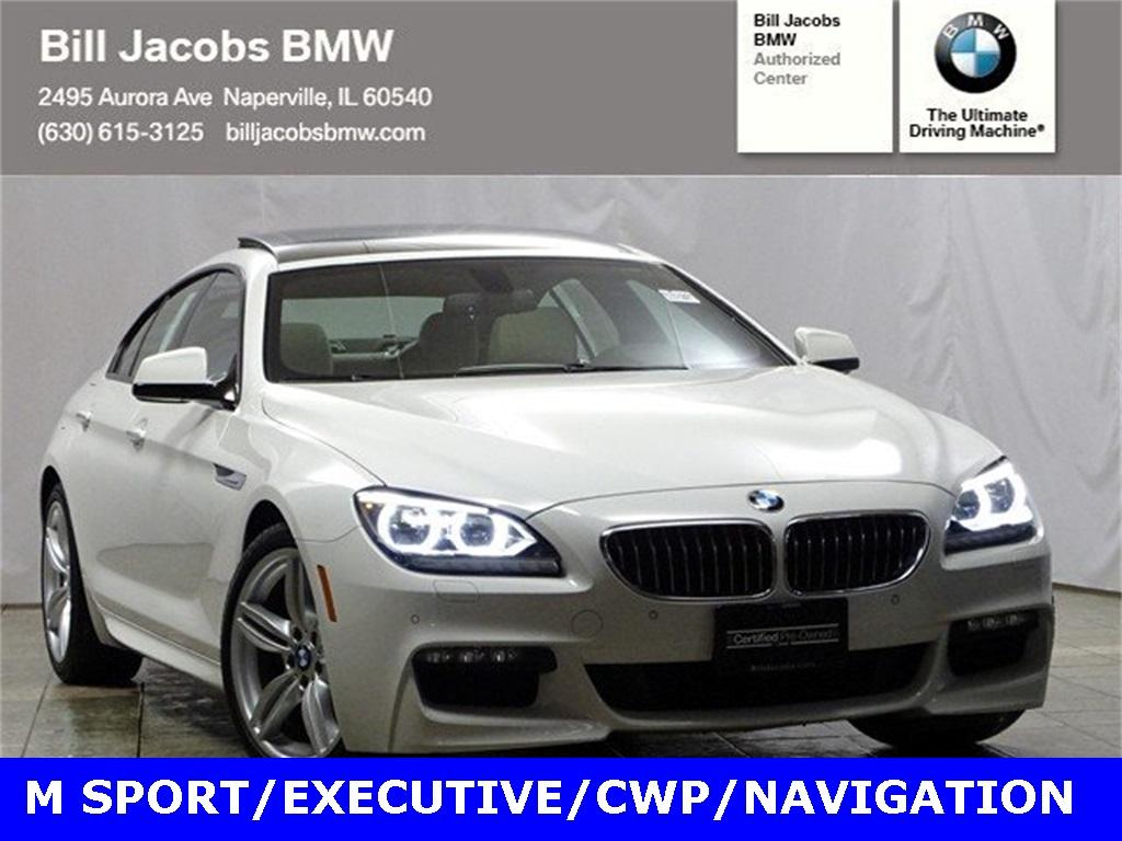 BMW 6 Series 640i xDrive Gran Coupe 2015