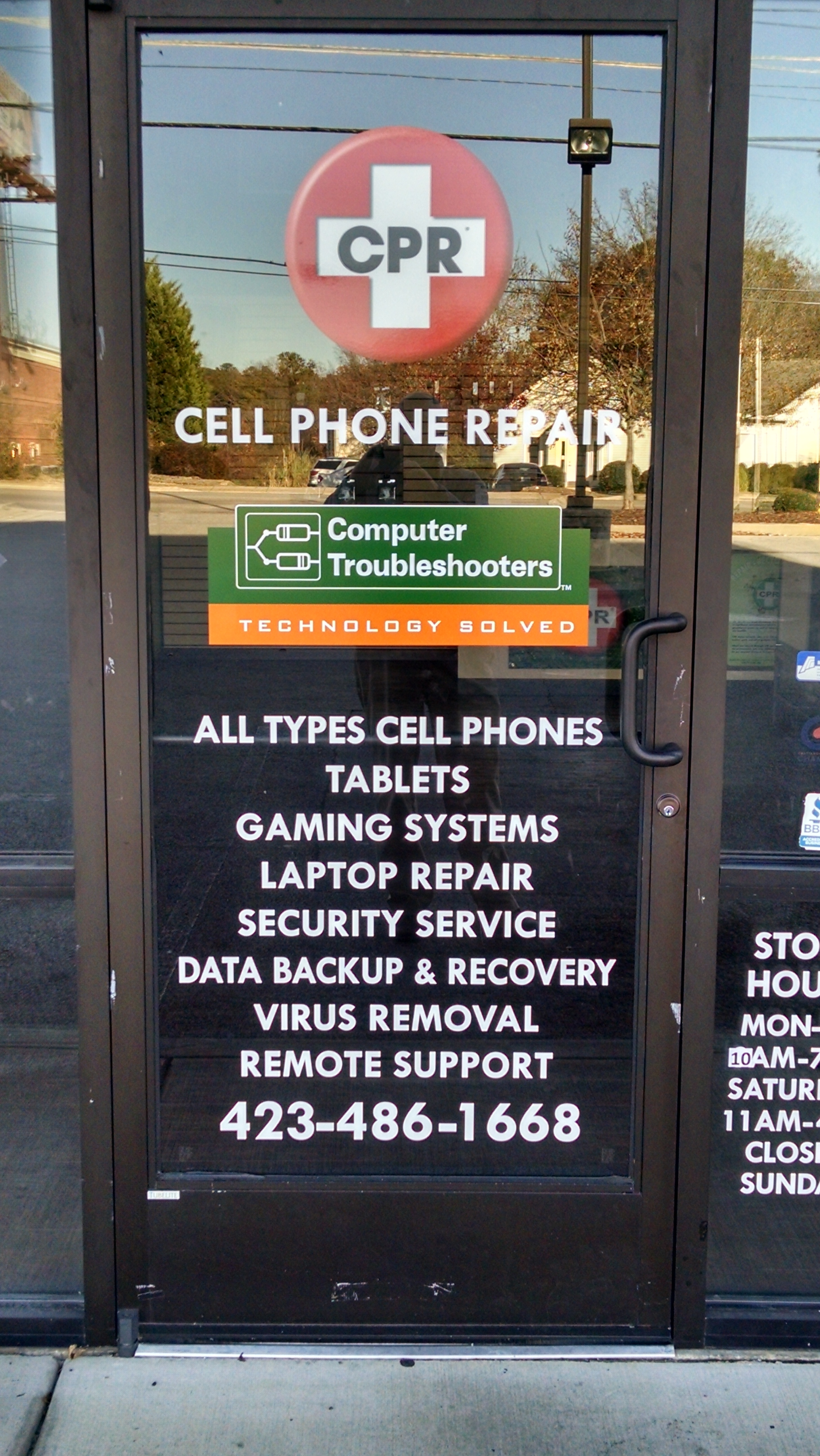 Computer Troubleshooters Chattanooga