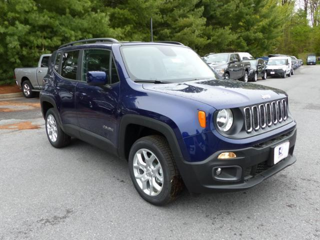 Jeep Renegade Latitude 4x4 2017