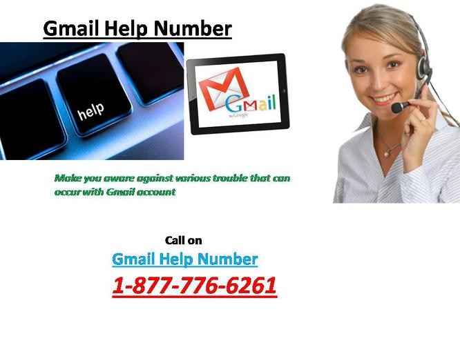 Get Connected With Technicians on 1-877-776-6261 Gmail Toll Free Help Number