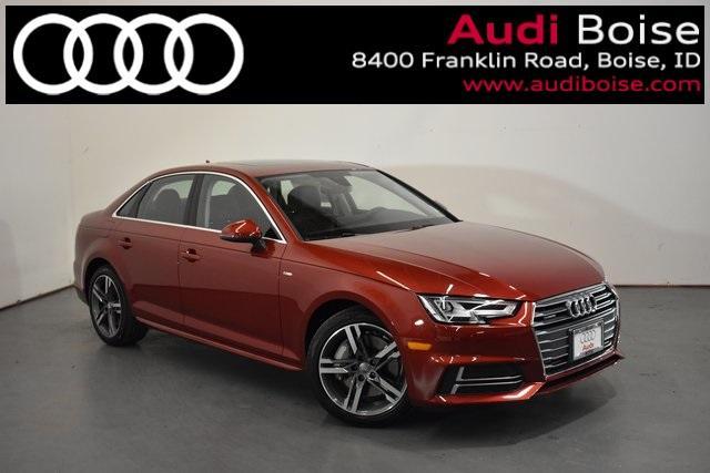 Audi A4 2.0T Premium Plus 2018