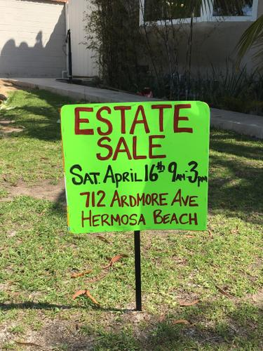 Estate / Garage SALE - Saturday , April 16th only 9am-3pm