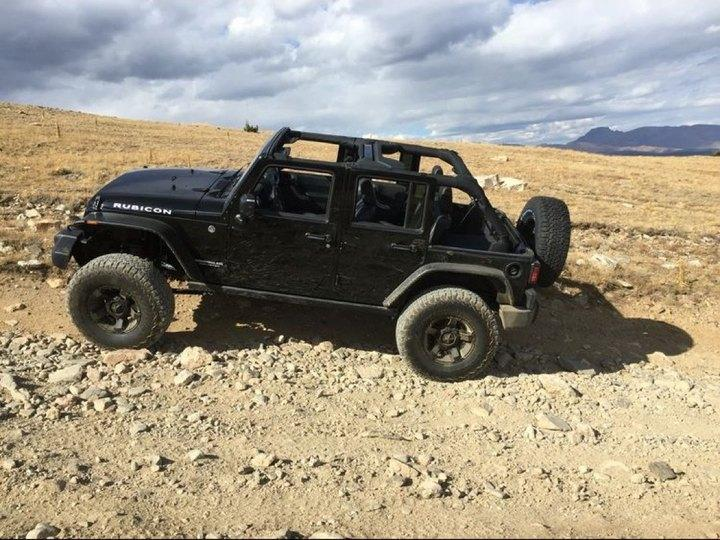 Jeep Wrangler Unlimited 4D SUV 4WD Unlimited Rubicon 2015