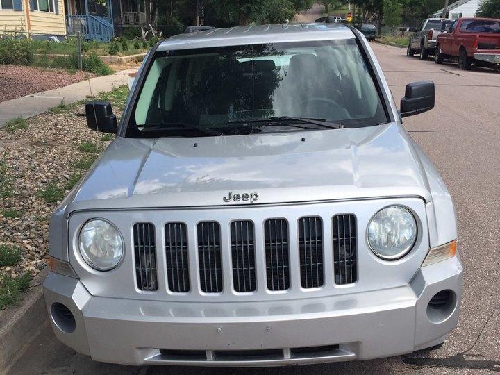 Jeep Patriot 4D SUV FWD Sport 2008