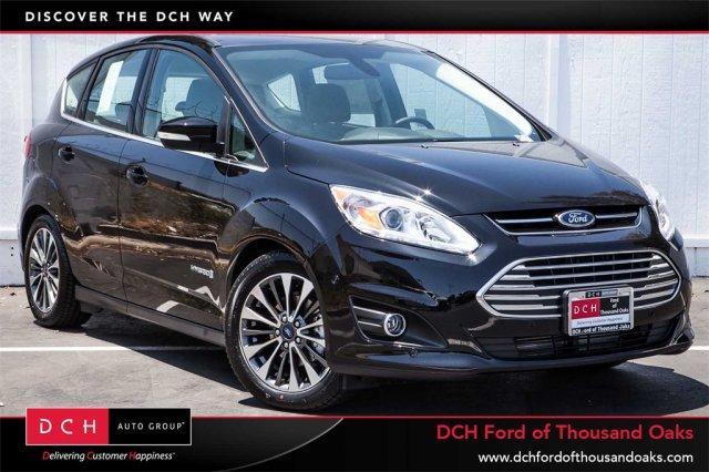 Ford C-Max Hybrid Titanium 2017