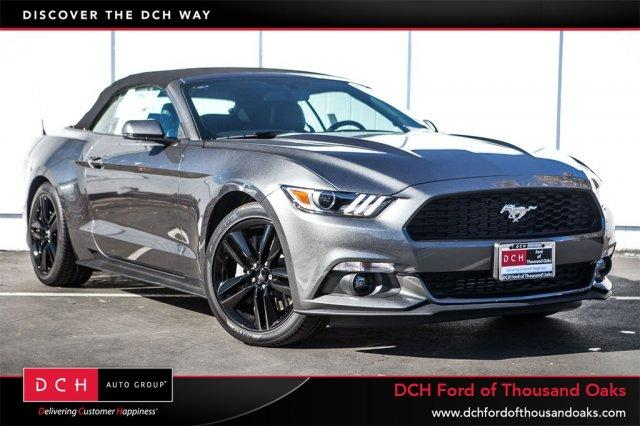 Ford Mustang EcoBoost Premium 2017
