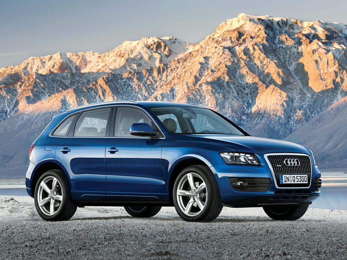 Audi Q5 2.0T Premium 2011
