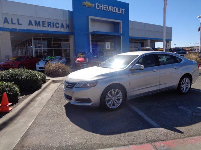 Chevrolet Impala 1LT 2017