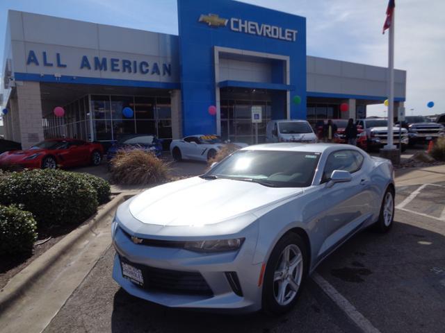 Chevrolet Camaro 1LT 2017