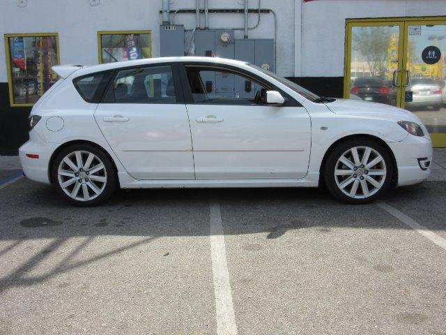 2008 Mazda MAZDASPEED3 New Grand Touring