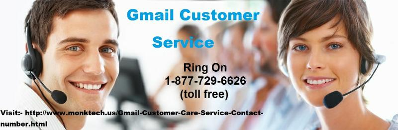Go for the Solution Now through Gmail customer service 1-877-729-6626
