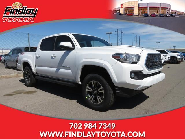 Toyota Tacoma TRD Sport Double Cab 5' Bed V6 4x4 2018
