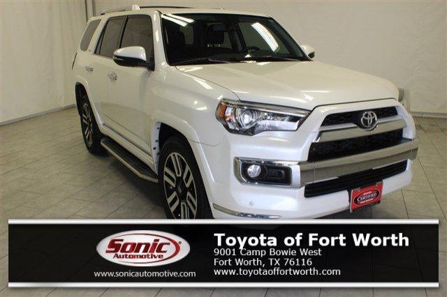 Toyota 4Runner Limited 2014