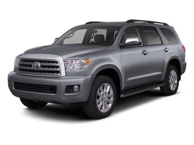 Toyota Sequoia Platinum 2010