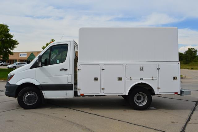 Mercedes-Benz Sprinter Chassis-Cabs BASE 2014