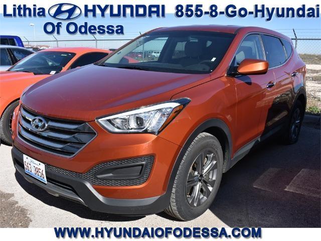 Hyundai Santa Fe Sport SPORT BASE 2016