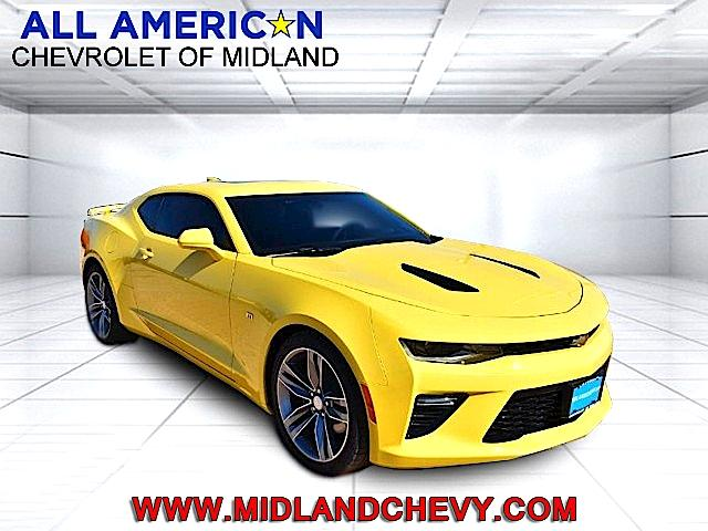 Chevrolet Camaro 2SS 2017