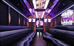 Syracuse Limo Bus