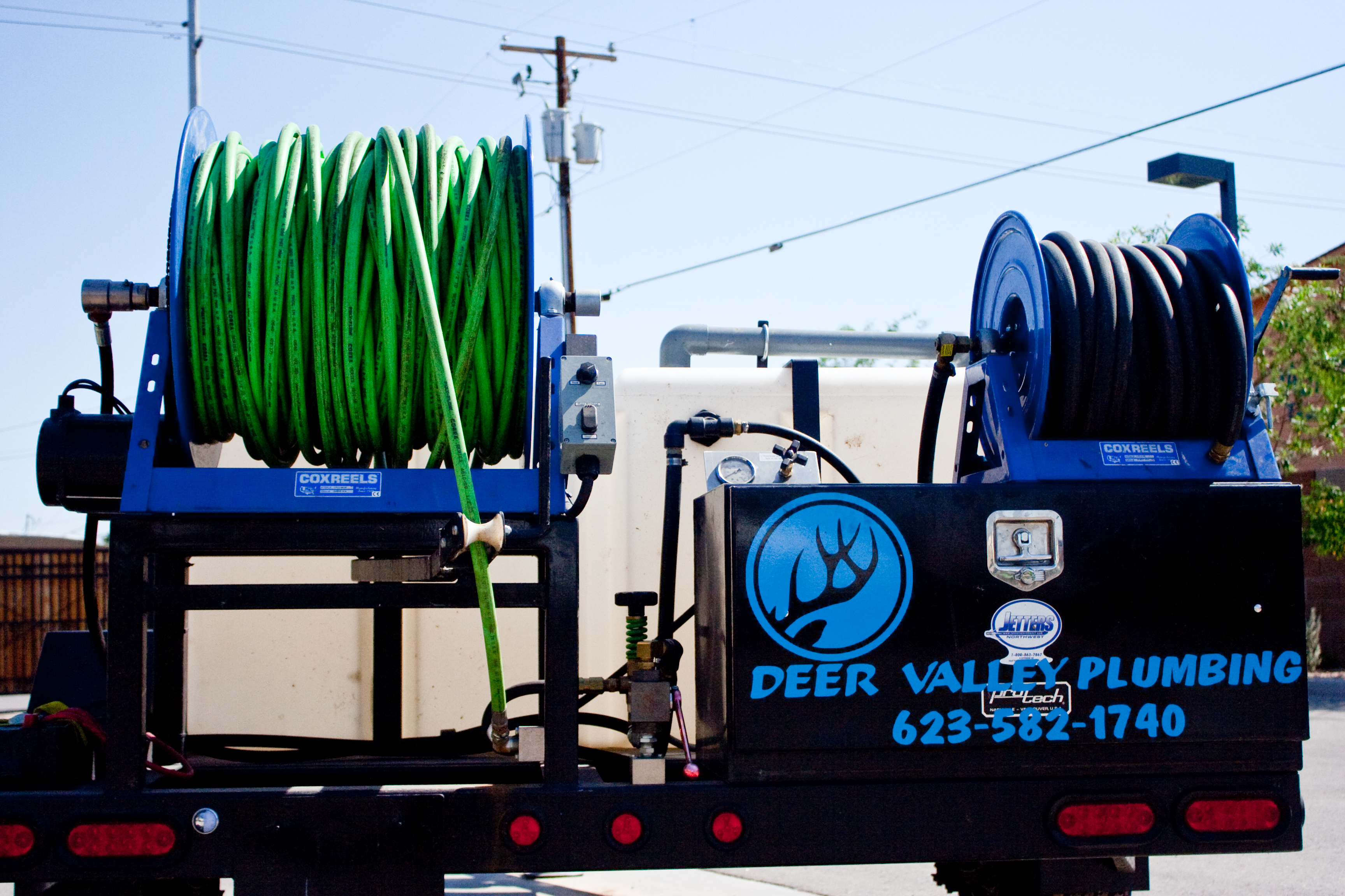 Deer Valley Plumbing Contractors Inc