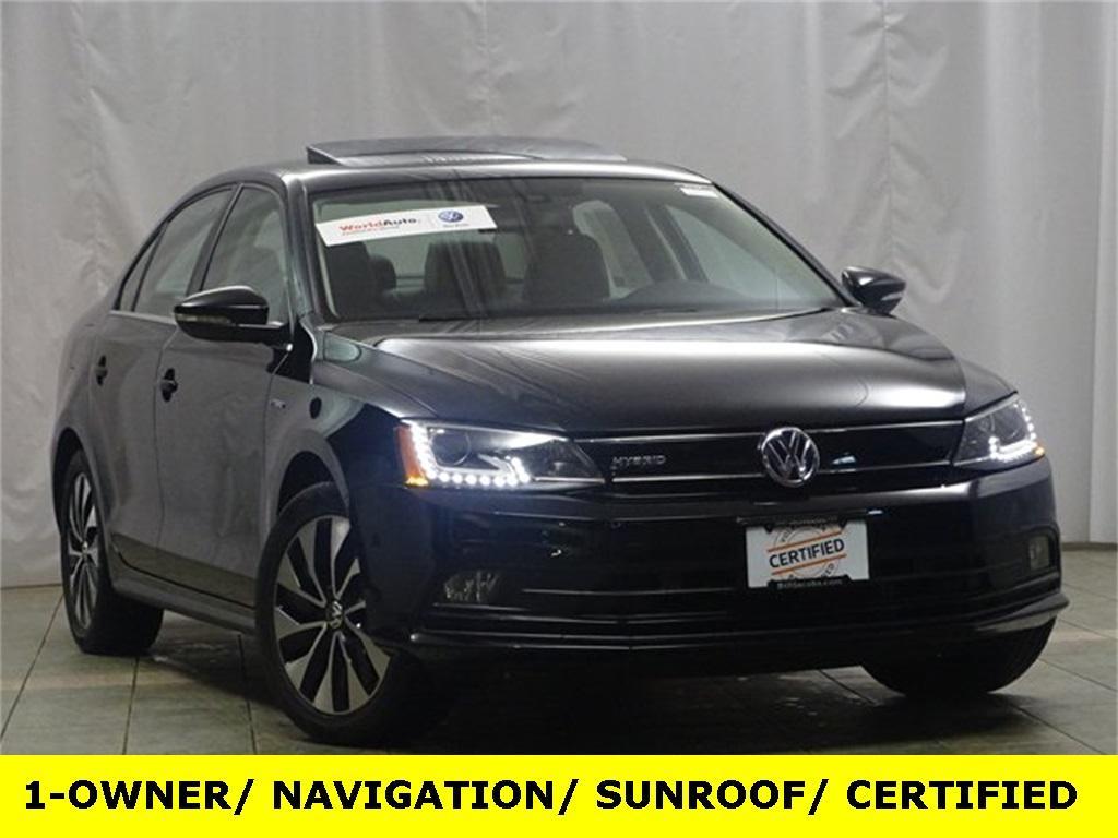 Volkswagen Jetta Sedan SEL Premium 2016
