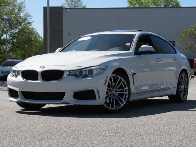 BMW 4 Series 4dr Sdn 428i RWD Gran Coupe 2015