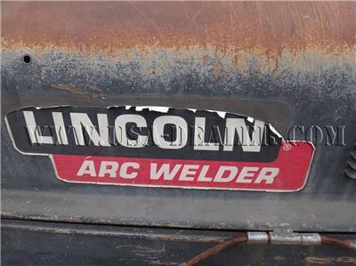 LINCOLN ARC WELDER SA250