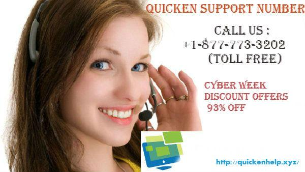 Quicken-Customer-Care-1-877-773-3202-Quicken-Support Phone Number