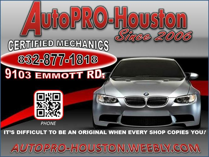 Reasonably Priced Import and Domestic Auto Repair in Jersey Village TX