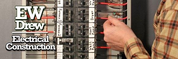 E W Drew Electrical Construction Inc