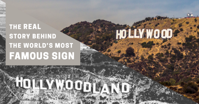 Hollywood Sign History: 8 Surprising Facts