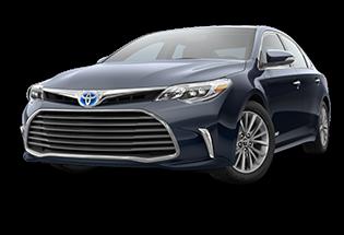 Toyota Avalon Hybrid Limited 2018