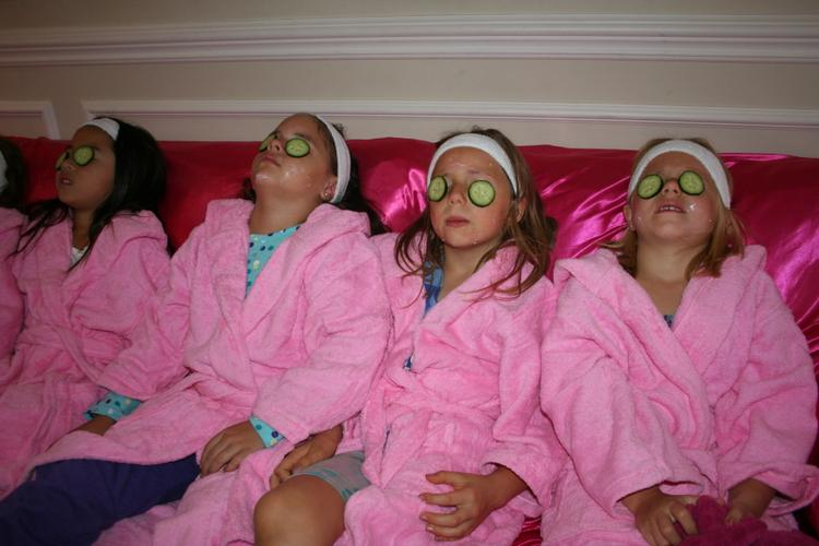 Mobile Spa Party for kids ~Diva Parties ~Spa Parties Inland Empire, Orange County