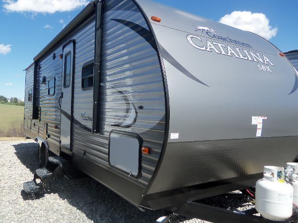 2016 Catalina RV 261BHS