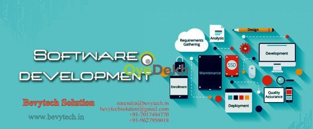 Ecommerce website Nidhi Softwares hospitality Software and Jewelry Selling Websites