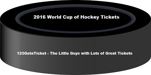 Hockey Tickets - Team USA vs. Team Canada
