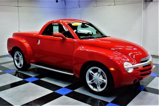 Chevrolet SSR Base 2004