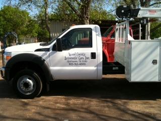 Wood County Automatic Gas Company