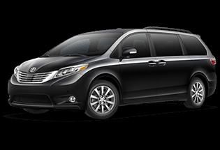 Toyota Sienna Limited Premium 2017
