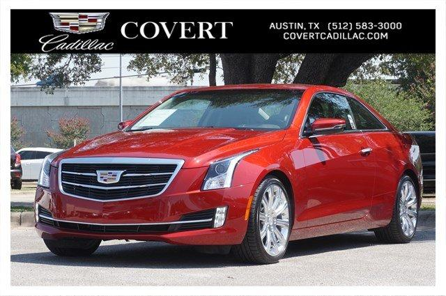 Cadillac ATS Coupe Premium Collection RWD 2016