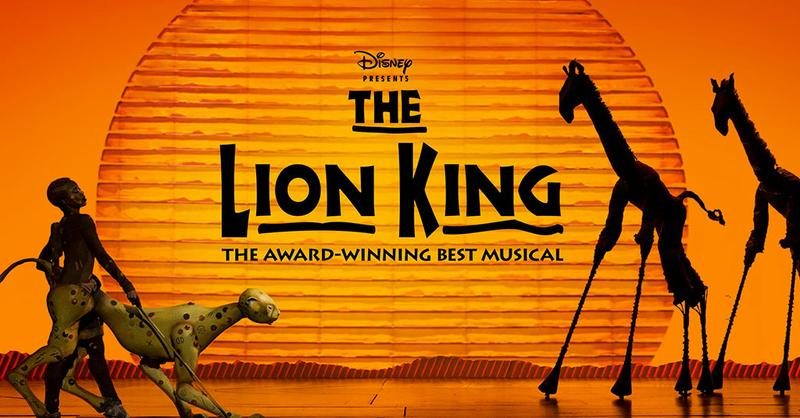 :The Lion King Tickets 2018 - TixTm